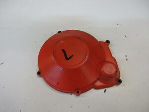 Aprilia Rs 50 Extremes Type: MM Alternator Cover Left Orange Engine Cover