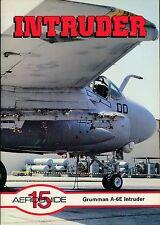 Grumman A-6E Intruder (Aeroguide 15) - New Copy