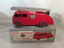 Dinky Toys Supertoys no. 955 Fire Engine With Extending Ladder ovp !!!
