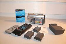 Canon Elura 60 Camcorder Video Camera MiniDv Mini Dv
