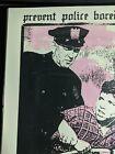 SIGNED Prevent Police Boredom Shepard Fairey Obey Art Print Poster Skateboard!