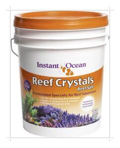Instant Ocean Reef Crystals Reef Salt Formulated Specifically Reef aquarium 160