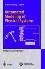 Automated Modeling of Physical Systems 1003 by P. Pandurang Nayak (1995,...