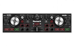 Numark DJ2GO2 Touch Pocket Double Deck DJ Controller - Unsealed, NEVER USED!
