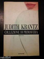 Judith Krantz - COLLEZIONE DI PRIMAVERA - Mondadori - 1997 - Prima edizione