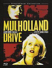 Mulholland Drive: Studio Canal Collection - UK Region B Blu Ray - Naomi Watts