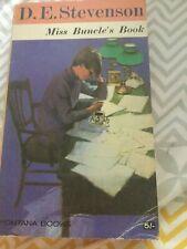 Miss Buncle's Book D. E. Stevenson 1968-01-01 Collins Fontana Vintage paperback