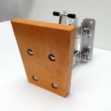 Outboard Motor Bracket Aluminium  With Wood Pad - Up To 20HP QS3