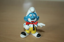 Original Clown Smurf  2.0033 Schtroumpfe Schlumpfe Puffi Good Condition