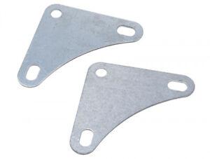 Dexion Eckplatten verzinkt Knotenbleche Schraubregal Fachbodenregaleckplatten
