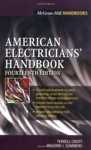 American Electricians' Handbook by Terrell Croft