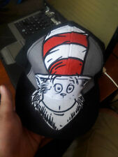 The Cat in the Hat Movie Merchandise Baseball Cap Dr Seuss Red Black
