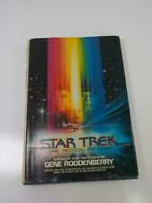 1979 Vintage Star Trek The Motion Picture Hardback Book by Gene Roddenberry