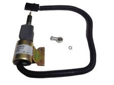 For Cummins 6BT 5.9L SA-4755-24 Diesel  Fuel Shutdown Flameout Solenoid 3935430