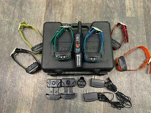 Tri-tronics Classic 70 G3 transmitter & (6) EXP receiver collars 6 dog kit