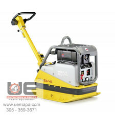 Wacker Neuson Diesel Reversible Vibratory Plate Compactor-5100009653: Dpu 5545He