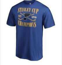 St. Louis Blues NHL T-Shirt - Size M Unisex Limited Stock FREE SHIPPING