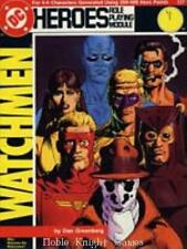 Watchmen Super Hero Role Playing Games