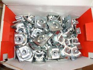 """HILTI SADDLE NUT MQA F 3/8"""" # 377885/9 MQA-F Pack of (50) New Free Shipping"""