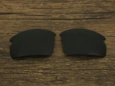 Polarized Sunglasses Replacement Lens For Flak 2.0 OO9295 - Black