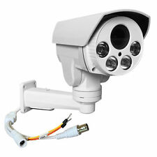 1080P 2MP AHD 4XOptical Zoom 2.8-12mm ICR IR30m IP66 MINI PTZ Camera +Bracket