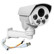 2MP 1080P AHD 4X Zoom 2.8-12mm ICR IR30m IP66 MINI PTZ Camera +Bracket