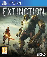 Extinction Sony PS4 Playstation 4 **BRAND NEW & SEALED!!**