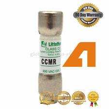 CCMR-30 Littelfuse 30 Amp 600V  Time Delay Fuse 10*38 10 PCS NEW
