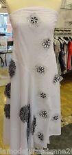 NOEL 2014 : robe longue Save The Queen série SERIGRAPHIE neuve, étiqu. taille S