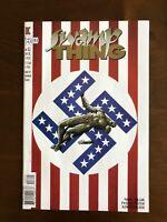 SWAMP THING #153 APRIL 1995 DC VERTIGO CONTROVERSIAL COVER BRIAN BOLLAND  MILLAR