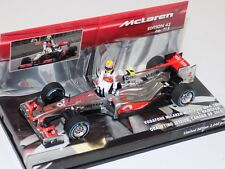 1/43 Minichamps F1 McLaren Mercedes 2010 Vodafone MP 4-25 Hamilton Canada GP