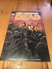 The Walking Dead Issue #100 Bryan Hitch Variant Death Of Glenn Image Comics NM