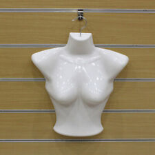 BT_ Plastic Half Body Female Mannequin Underwear Clothing Form Display Rack NICE