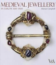 Medieval Jewellery: In Europe 1100-1500-ExLibrary