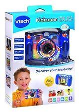 Vtech, Kidizoom Duo Camera, Digital Camera, Blue