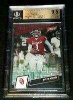 BGS 9.5 POP 1 KYLER MURRAY RC /25 ESCHER SQUARES ROOKIE 2019 National Convention