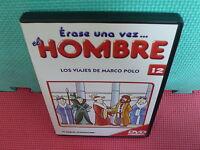 ERASE UNA VEZ EL HOMBRE - N.12 - LOS VIAJES DE MARCO POLO