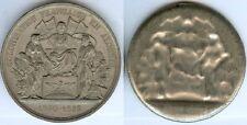 Médaille de table - Colonisation de l'Algérie 1830-1853 par PINGRET uniface