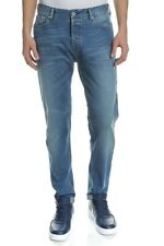 Scotch & Soda Mens Jeans Dean Blue Roots Loose Tapared Fit 141236