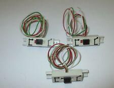Fleischmann 6907 Signal-Schalter (Formsignale) 3 Pack