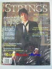 STRINGS Magazine SEALED Ott  2008 Joshua Bell Matthew Barley Arvel Bird No cd