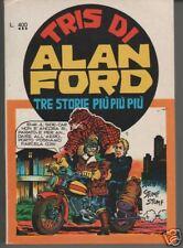 TRIS DI ALAN FORD   #  1   tre storie più più più