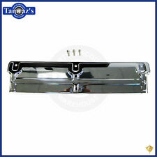 68-79 Chev Std. Cooling Upper Radiator Core Support 3 Bolt Mounting Panel CHROME