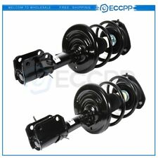 For 2009-14 Nissan Maxima Front 2 Loaded Complete Struts & Coil Spring Assembly