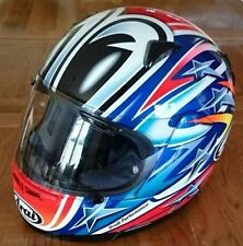 Casco helmet helm ARAI QUANTUM-F REPL. NAKANO TG:L  AR9905LANK