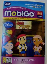 VTech MobiGo Disney Jake and the Never Land Pirates