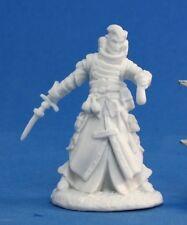 Damiel Iconic Alchemist Reaper Bones 89010 Fantasy Miniature Unpainted