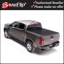 Bakflip G2 226126 for 2015-2018 Chevrolet Colorado GMC Canyon 5' Short Bed