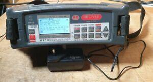 Rover ST2+ Plus DVB-S DVB-T DVB-C Professional Signal Meter Spectrum Analyser
