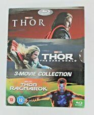 Thor: 3-Movie Collection [Blu-ray] [Region Free]